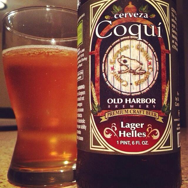 Old Harbor Coquí vía @natapaola en Instagram