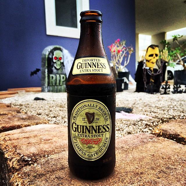Guinness Extra Stout Foto: @manuhola en Instagram