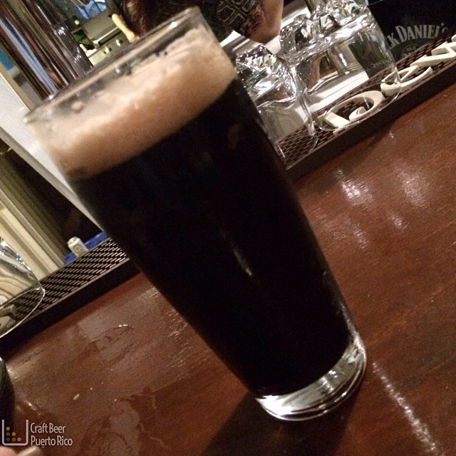 Bell's Special Double Cream Stout por motivo del Stout Day | Foto: Gustavo Franceschini - Craft Beer Puerto Rico