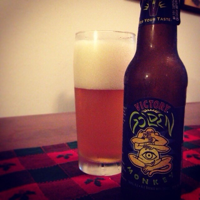 Victory Golden Monkey vía @unpocomaslista en Instagram
