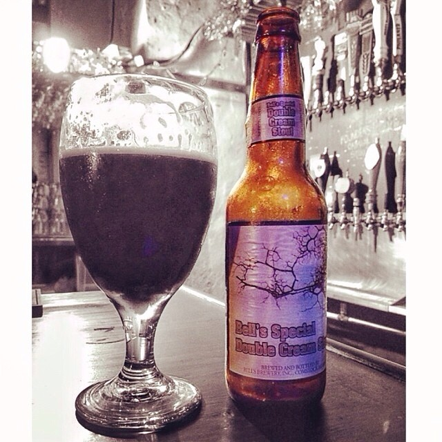 Bell's Special Double Cream Stout vía @victor_soto27 en Instagram