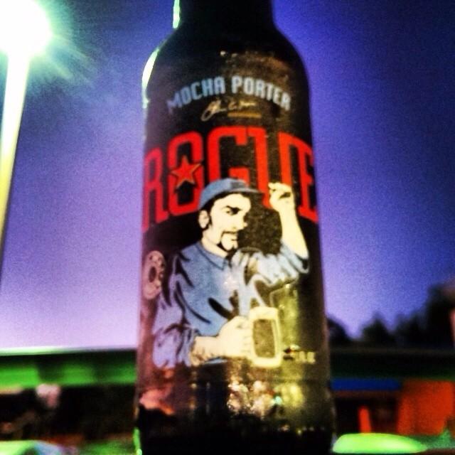 Rogue Mocha Porter vía @valdorm en Instagram