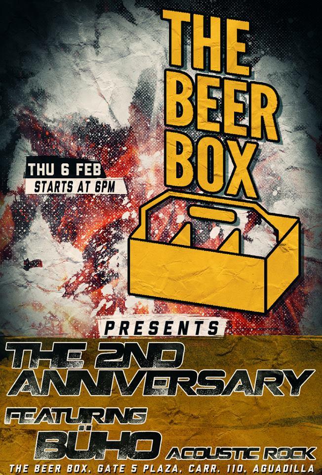 Imagen: The Beer Box
