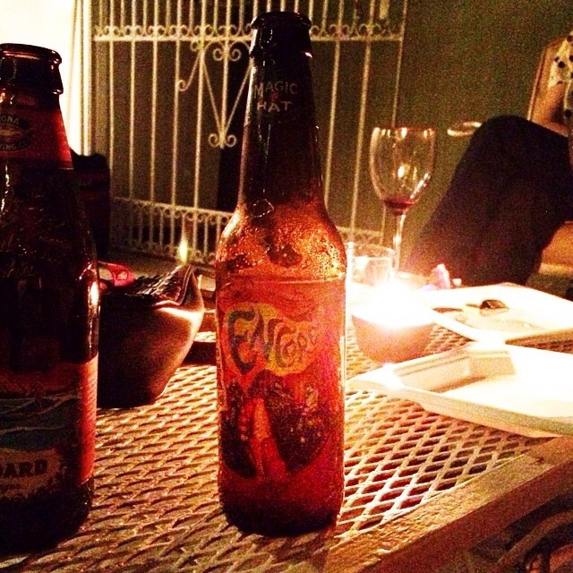 Magic Hat Encore vía @manuhola en Instagram