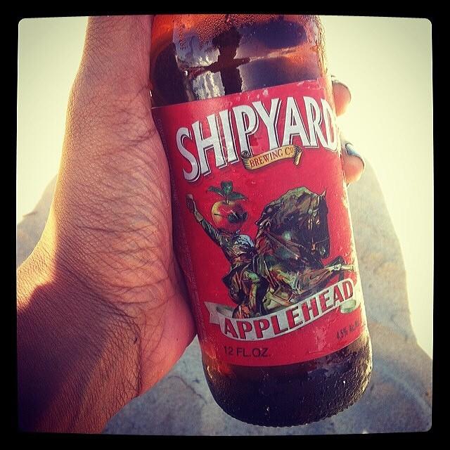 Shipyard Applehead vía @lornajps en Instagram