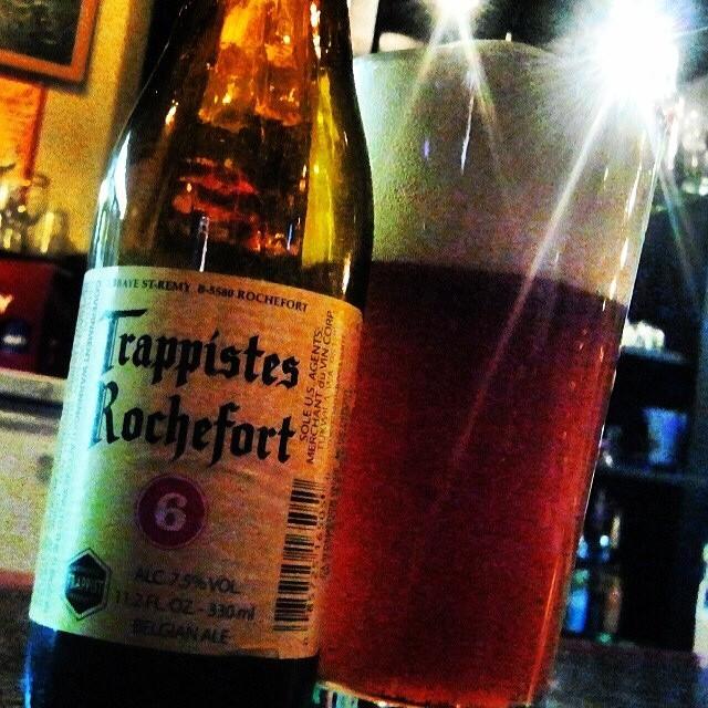 Trappistes Rochefort vía @valdorm en Instagram