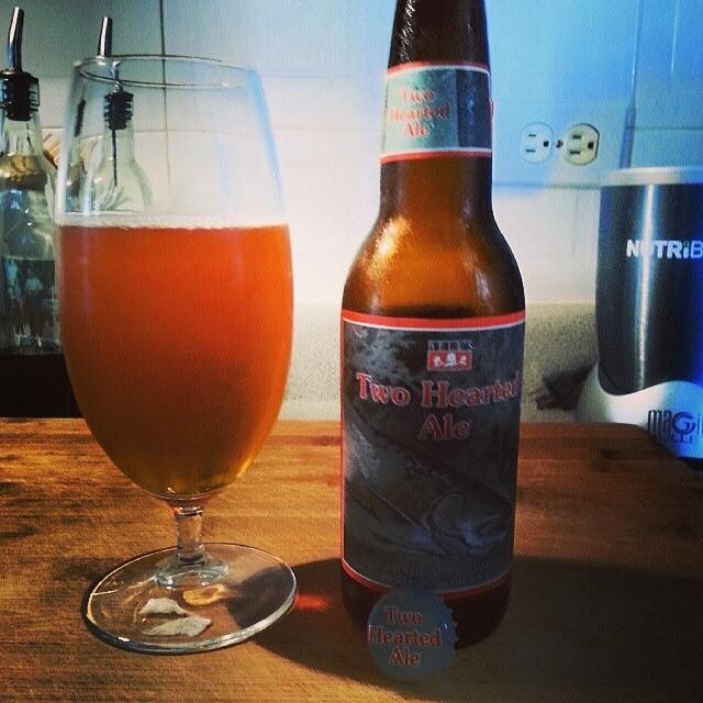 Bell's Two Hearted Ale vía @eljinete99 en Instagram