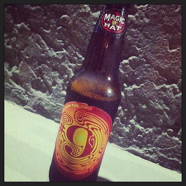 Magic Hat #9 vía @lornajps en Instagram