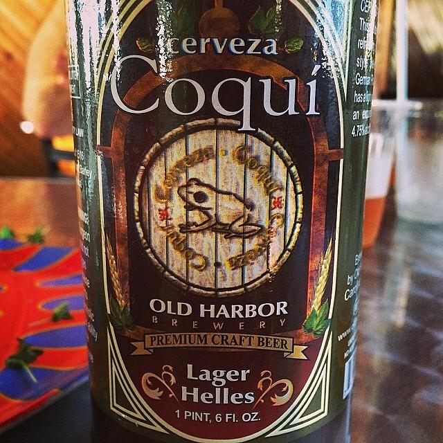 Old Harbor Coquí vía @msdedo en Instagram