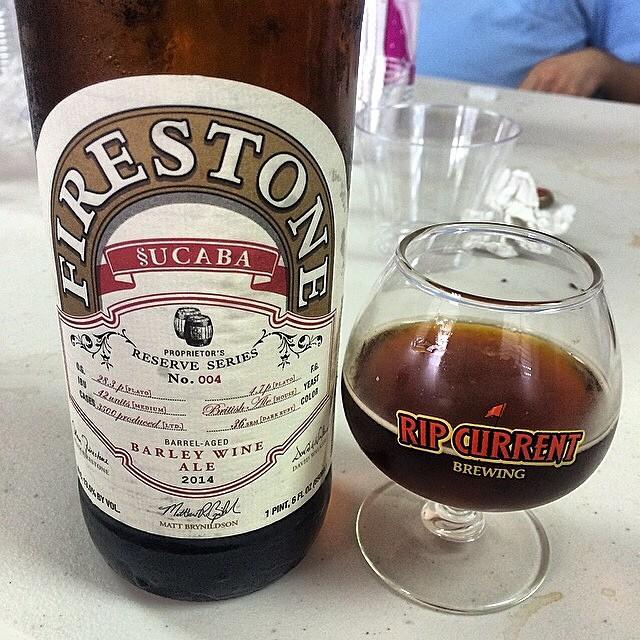 Firestone Sucaba vía @ramonesbrew en Instagram