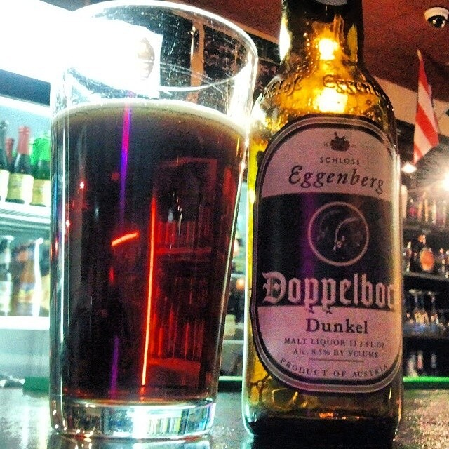 Eggenberg Doppelbock Dunkel vía @valdorm en Instagram