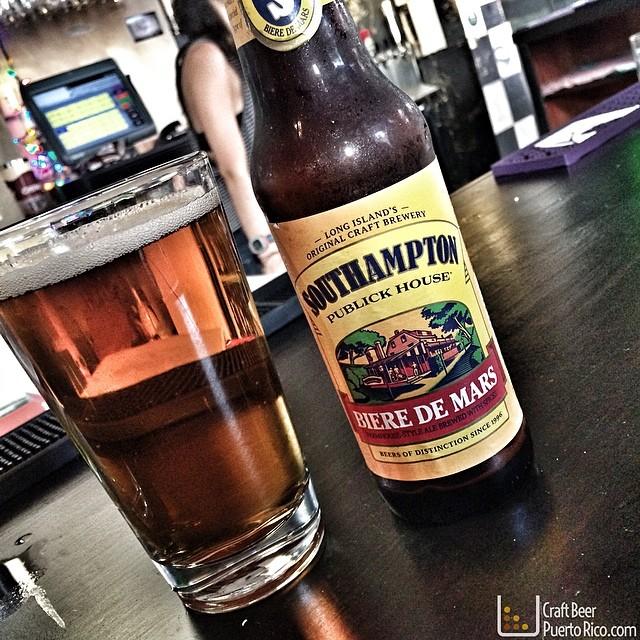 Southampton Biere de Mars