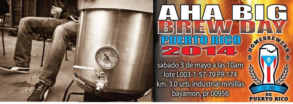 Imagen: Homebrewers de Puerto Rico