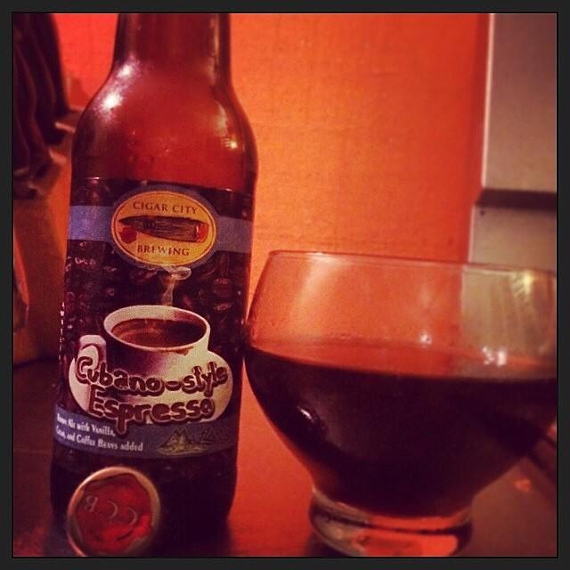 Cigar City Cubano-style Espresso vía @justlissy en Instagram