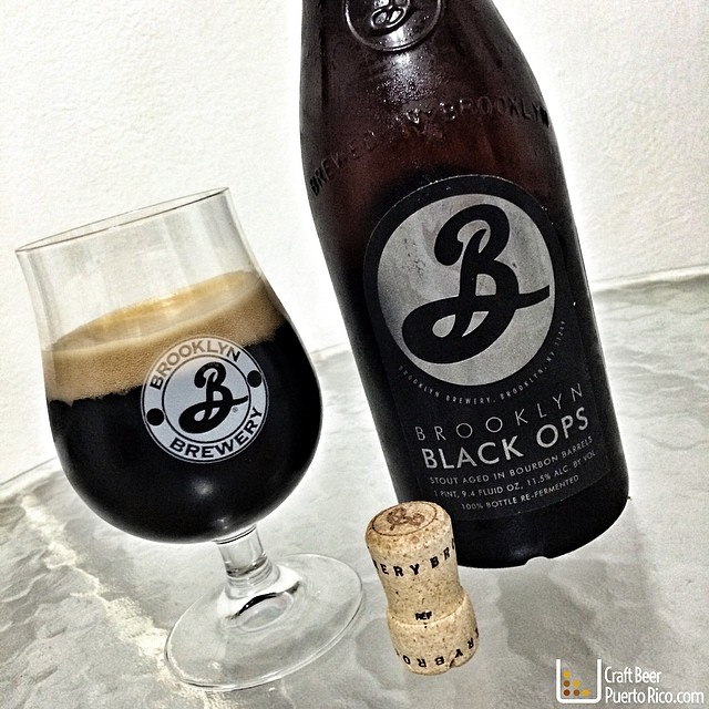 Brooklyn Black Ops Stout