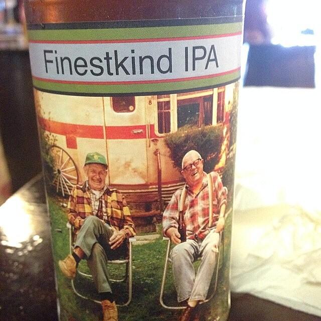 Smuttynose Finestkind IPA vía @pablopr77 en Instagram