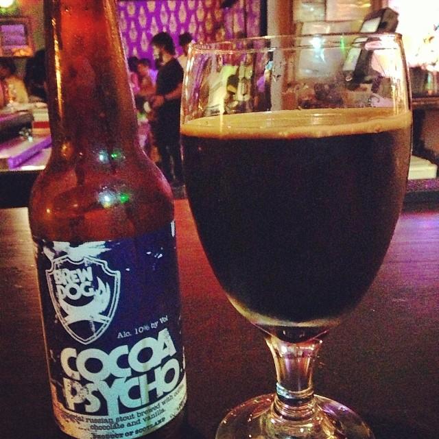 Brew Dog Cocoa Psycho vía @dehumanizer en Instagram