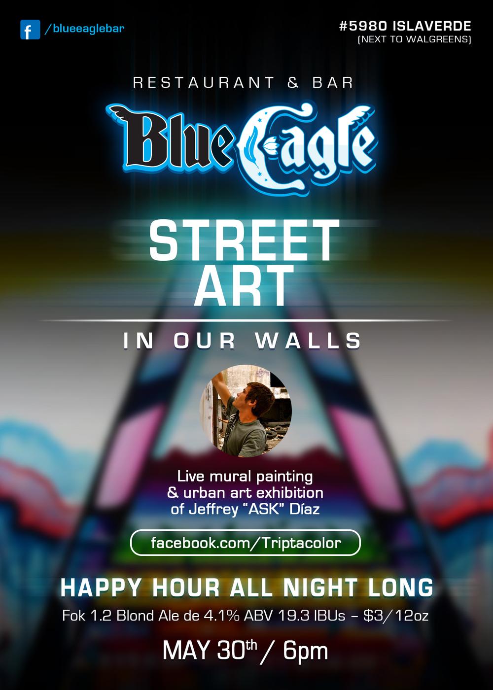 Imagen: Blue Eagle