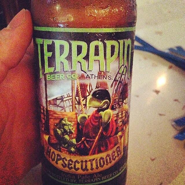 terrapin Hopsecutioner vía @dehumanizer en Instagram