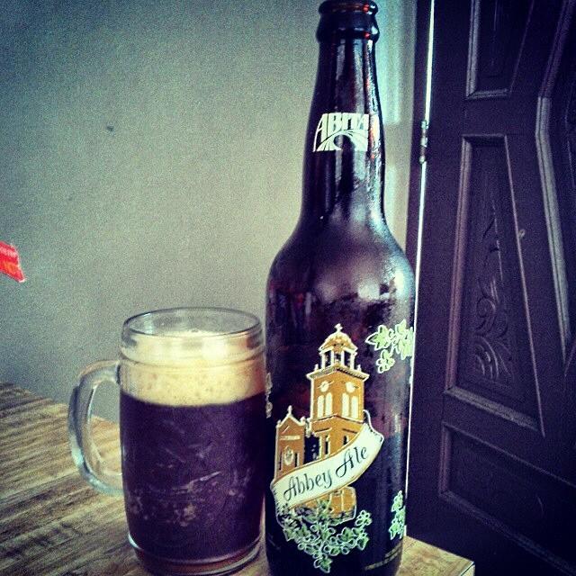 Abita Abbey Ale vía @cracker8110 en Instagram