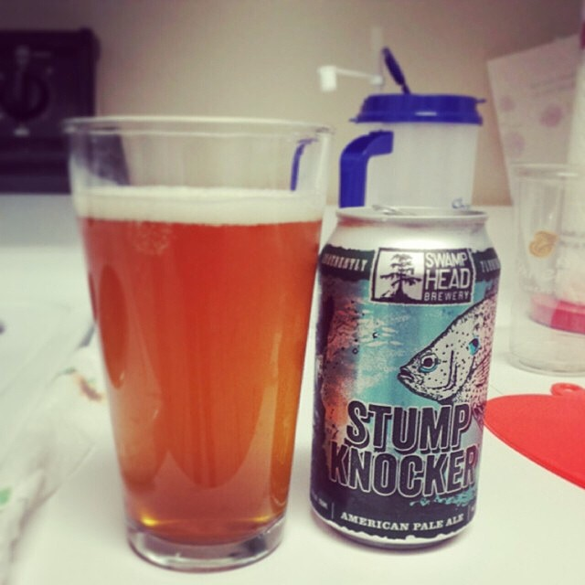 Swamp Head Brewery Stump Knocker vía @mauricioh77 en Instagram