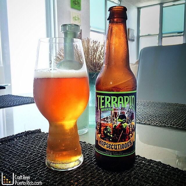 Terrapin Hopsecutioner vía @manuhola en Instagram