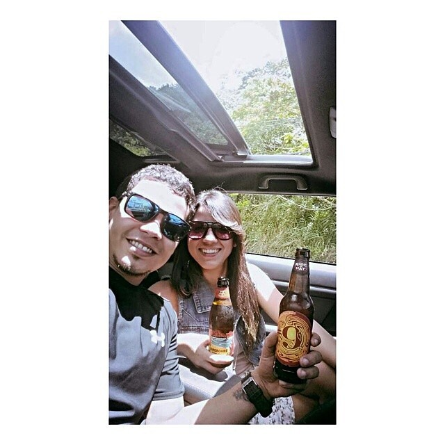 Kona Longboard y Magic Hat #9 vía @minortiz_ en Instagram