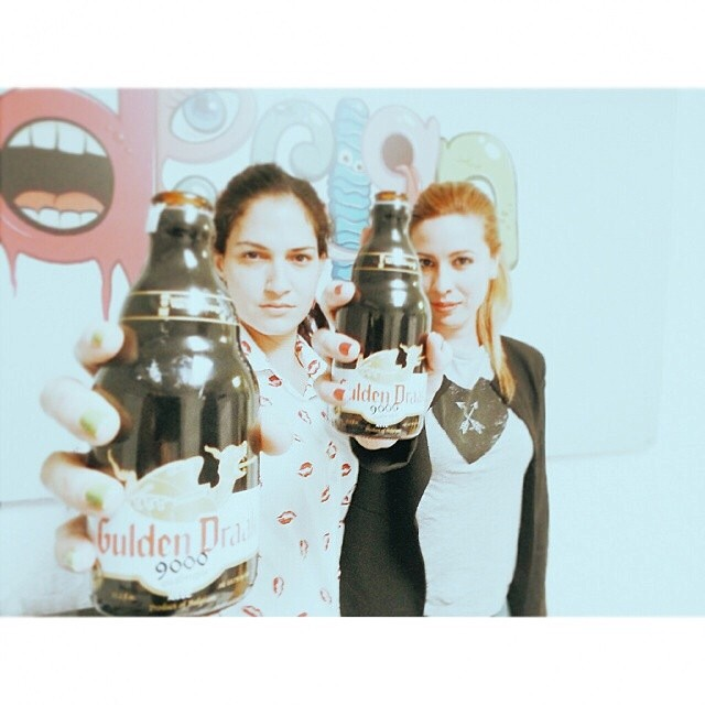 Gulden Draak 900 Quad vía @sheiad en Instagram