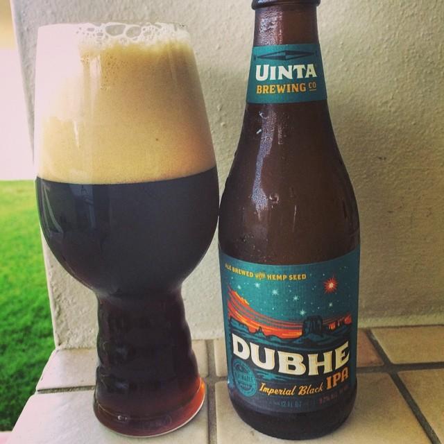 Uinta Dubhe IPA vía @ramonesbrew en Instagram