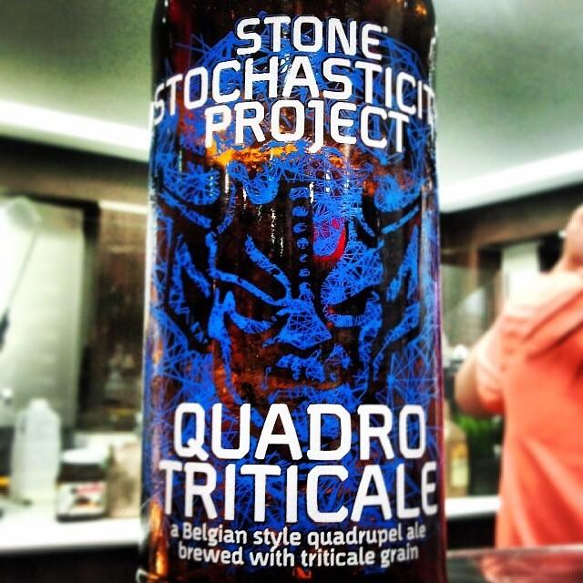 Stone Stochasticity Quadro Triticale vía @valdorm en Instagram
