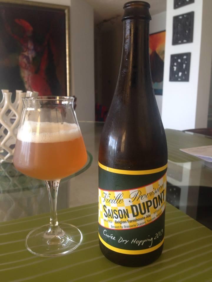 Saison Dupont vía Pedro Ortega en Facebook