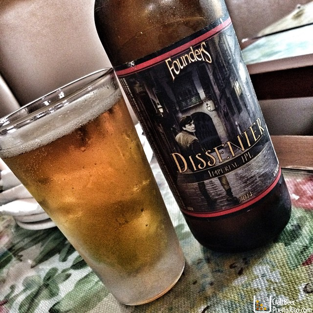 Founders Dissenter Imperial IPL