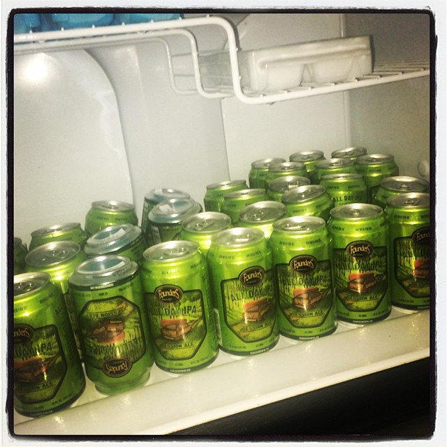All Day IPA de Founders vía @justlissy en Instagram