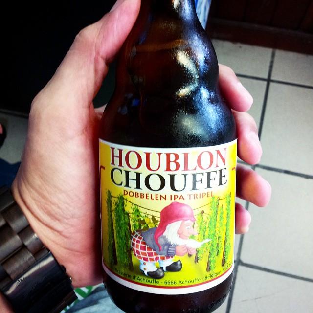 Houblon Chouffe vía @emekatreberesei en Instagram