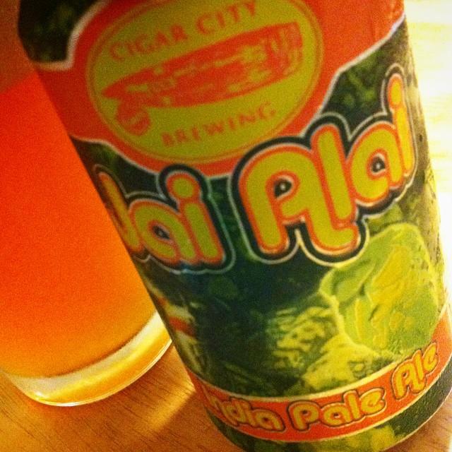 Cigar City Jai Alai IPA vía @apaman8 en Instagram