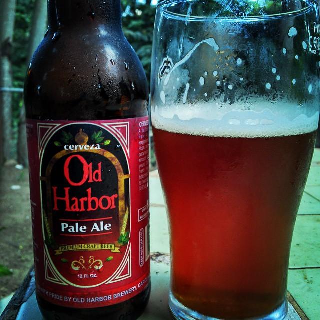 Old Harbor Pale Ale vía @cracker8110 en Instagram