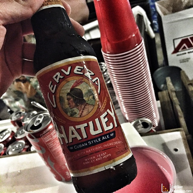 Cerveza Hatuey Cubano Style Ale