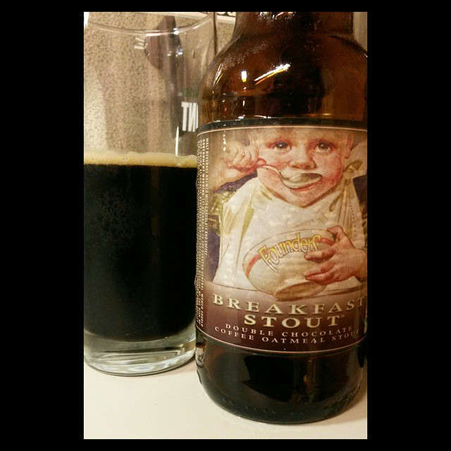 Founders Breakfast Stout vía @yaryq en Instagram