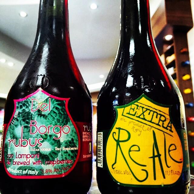 Del Borgo Rubus y Extra Re Ale vía @shell65infanteria en Instagram