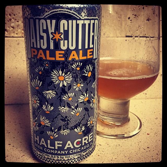 Daisy Cutter Pale Ale vía @thecraftbeergal en Instagram