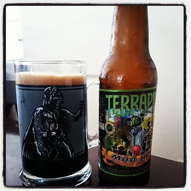 terrapin Moo-hoo Milk Chocolate Stout vía @adejesus80 en Instagram