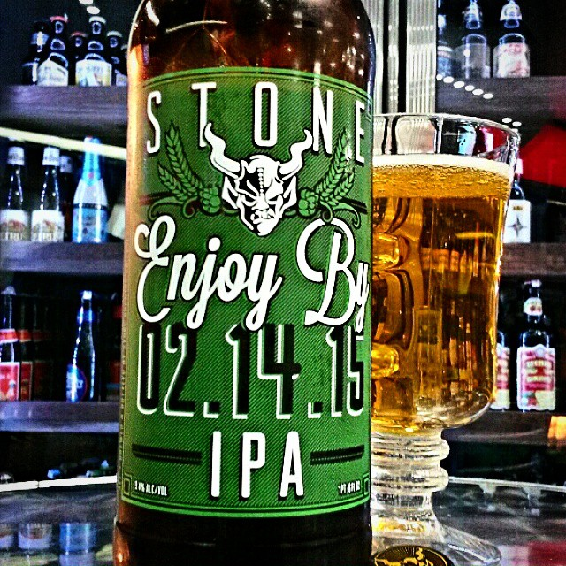 Stone Enjoy By 02.14.15 vía @valdorm en Instagram