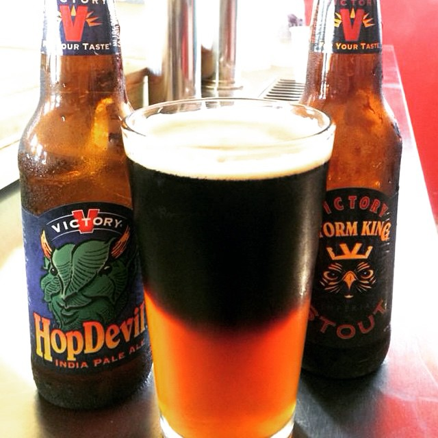 Black N Tan vía @bros_brewhouse en Instagram