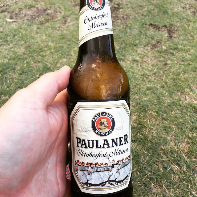 Paulaner Oktoberfest vía @mauricioh77 en Instagram