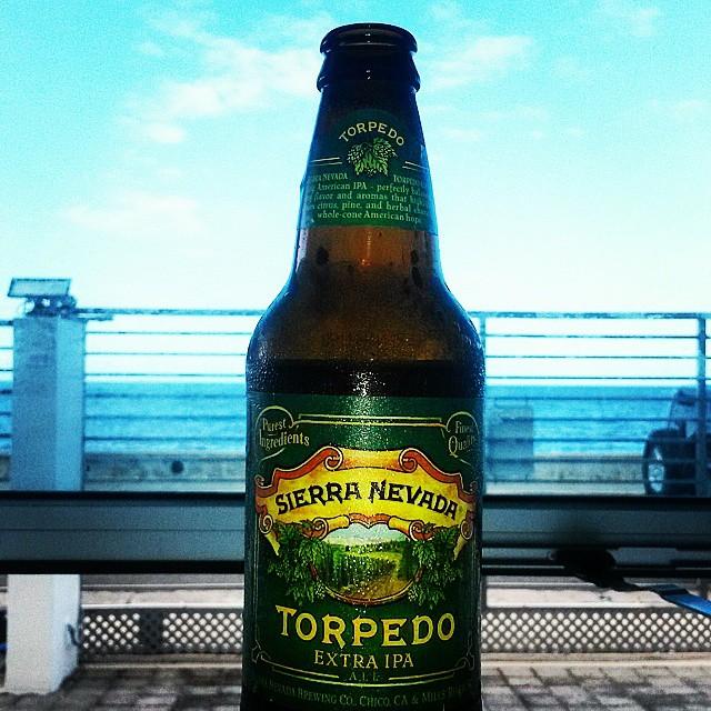 Sierra Nevada Torpedo Extra IPA vía @valdorm en Instagram