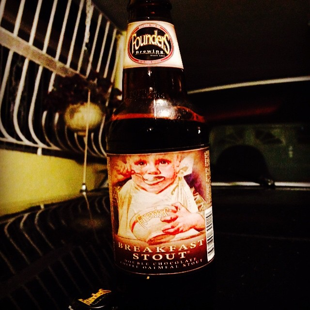 Founders Breakfast Stout vía @lmv30 en Instagram