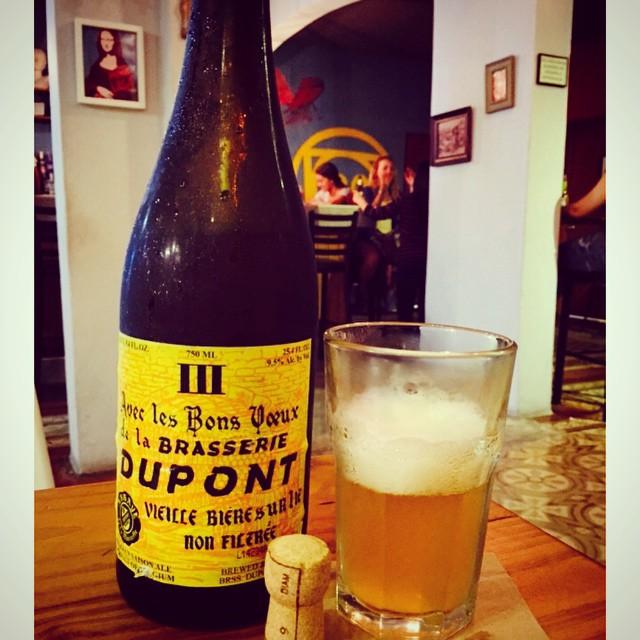 Dupont Avec les Bons Voeux vía @mona_lisapr en Instagram