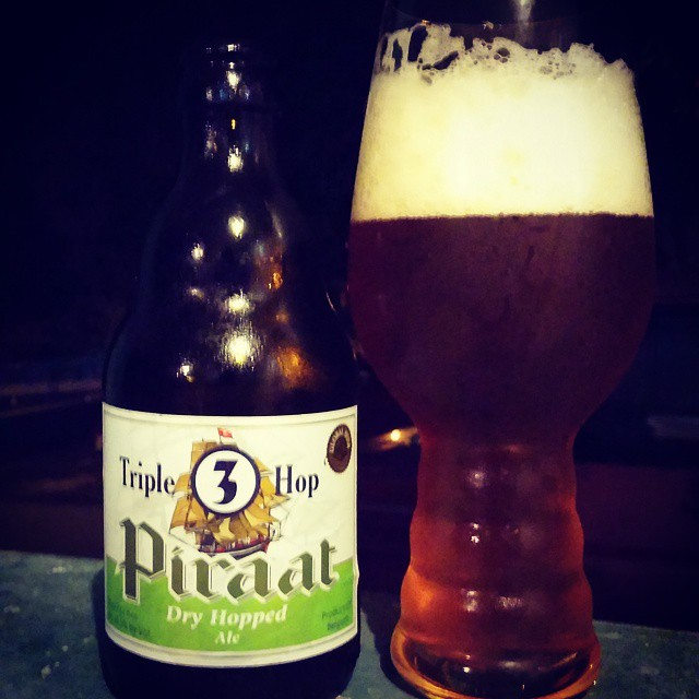 Piraat Triple Hop vía @cracker8110 en Instagram
