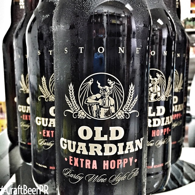 Old Guardian Extra Hoppy