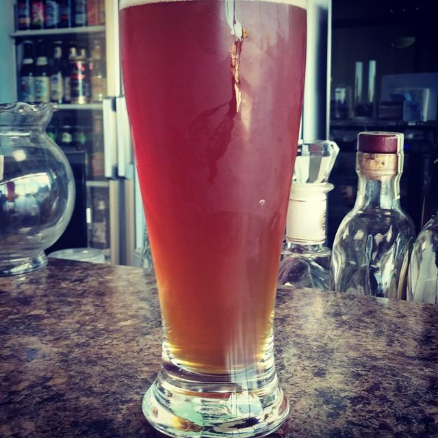El Sato Pale Ale de Boquerón Brewing vía @cracker8110 en Instagram